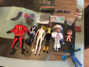 Ooak Doll Customizing Bait Kit for Creators and Artists for Sale in Glendora, CA