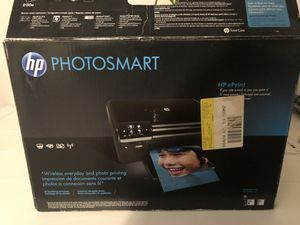 Hp photo smart printer for Sale in Port St. Lucie, FL