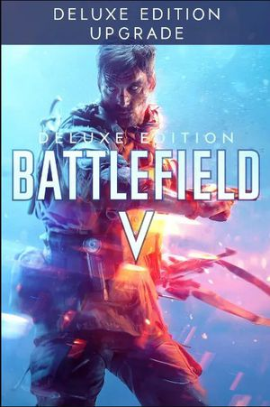 Battlefield V Deluxe Edition Upgrade ps4 Digital code for Sale in Raleigh, NC