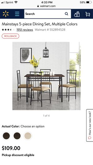 Dining table for Sale in Severn, MD