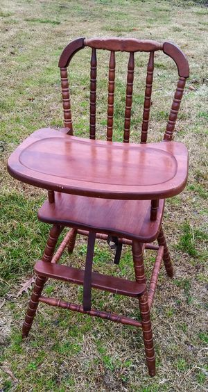 Vintage JCPennys High Chair for Sale in Mayflower, AR
