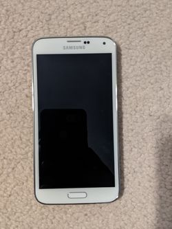 Samsung Galaxy S5 16gb Factory Unlocked White for Sale in Canton,  MI