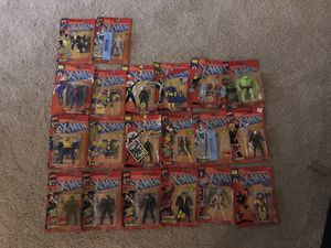 20 X-men for sale new never opened action figures for Sale in El Sobrante, CA