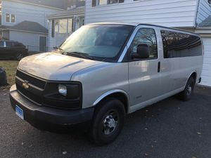 Chevy express van 2006 for Sale in Worcester, MA