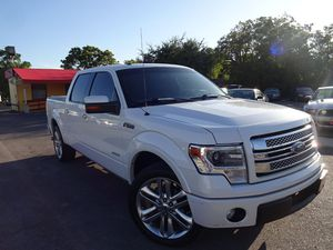 2014 FORD F150 LIMITED for Sale in San Antonio, TX