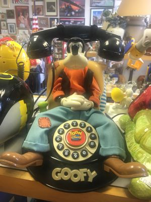 Disney Goofy Telephone for Sale in St. Peters, MO