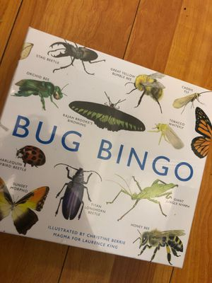 Bug Bingo Game for kids• Juego para niños for Sale in Long Beach, CA