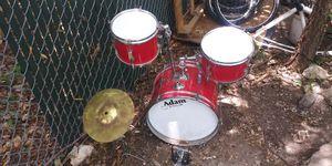 Adam percussion drum set for Sale in Austin, TX