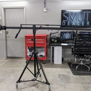 8 Foot ProAm Orion Camera Jib Crane with Accessories for Sale in Surprise, AZ