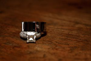 Wedding engagement solitaire ring for Sale in Tampa, FL