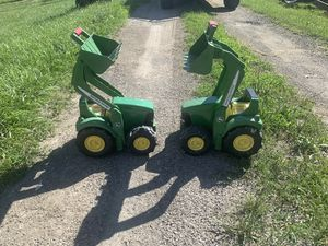 2 - LARGE JOHN DEERE TRACTORS for Sale in Scio, OH