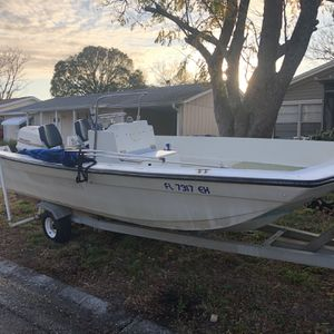 17 Foot Skiff for Sale in New Port Richey, FL