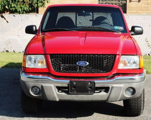 Red 2001 Ford Ranger XLT Clean 4WDWheels for Sale in Hollywood, FL