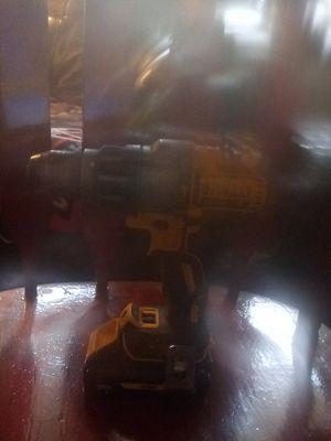 Dewalt 20 volt drill and oscilatersaw plus digital multimeter for Sale in Clarksville, TN