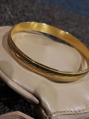 Vintage monet bangle for Sale in Traverse City, MI