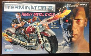 Terminator 2 - Heavy Metal Cycle - MIB 1991 for Sale in La Porte, TX