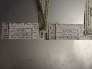 Clint black tickets for Sale in Eldon, MO