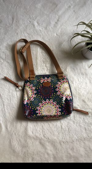 Fossil Colorful Leather Crossbody Bag for Sale in Abilene, TX