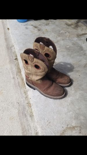 Tony Lama work boots for Sale in Humble, TX