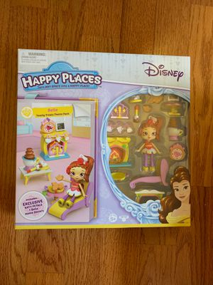 Happy places shopkins belle for Sale in St. Petersburg, FL