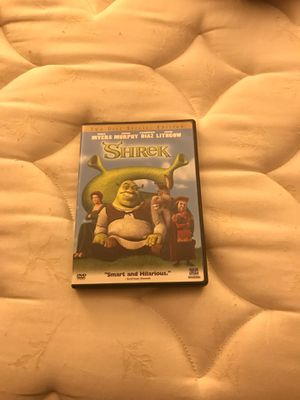 Shrek 2 movie collection for Sale in Virginia Beach, VA