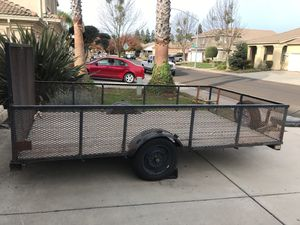Utility Trailer for Sale in Modesto, CA