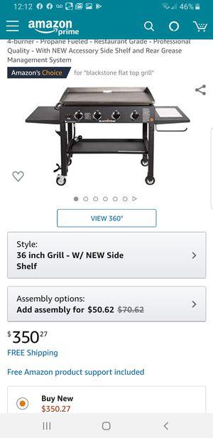Blackstone stove for Sale in Herndon, VA