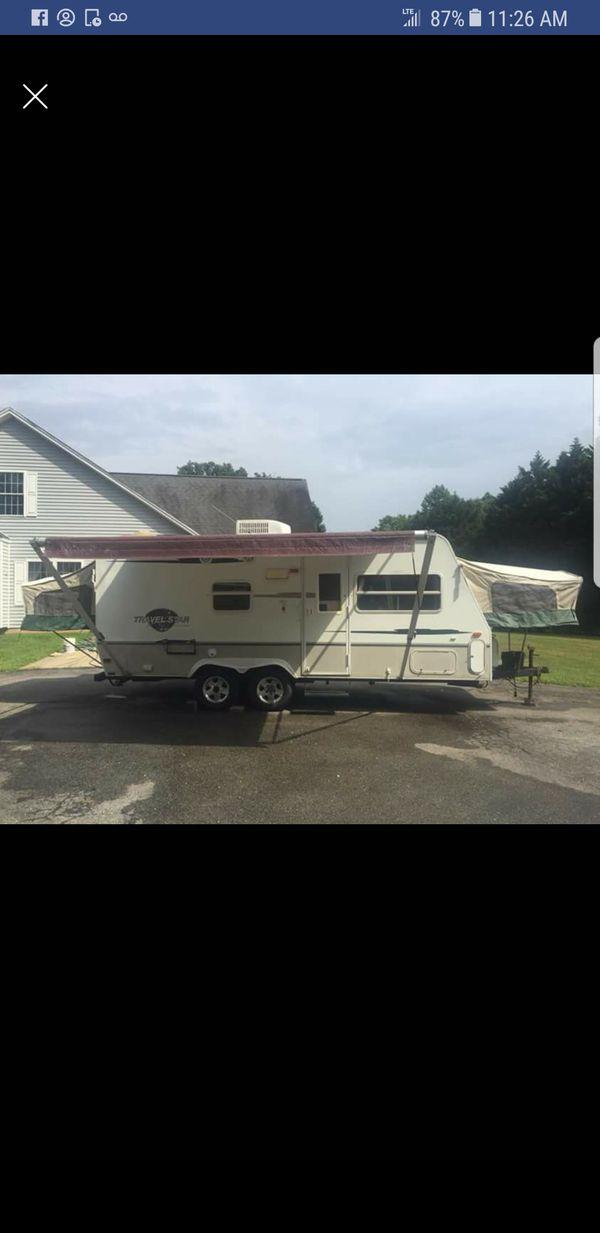 2006 starcraft travelstar 21sb camper