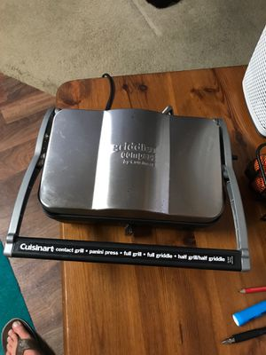 Cuisinart Griddler Compact Panini Press for Sale in Austin, TX