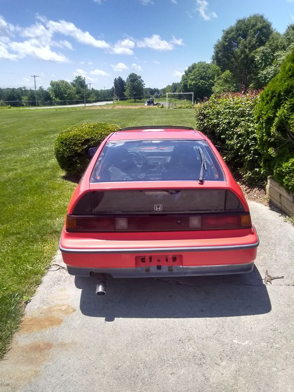 1990 crx need gone