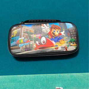 Nintendo Switch Super Mario Odyssey Case for Sale in Gilbert, AZ