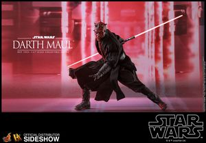 Hot Toys 1/6 Darth Maul DX (single Figure) NEW BOXED (not special ver) for Sale in San Diego, CA