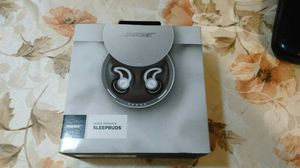 Only Case with accessory New for Bose sleepbuds!! No earbuds!! for Sale in Queens, NY