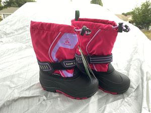 Kamik Girls Snow Boots for Sale in Industry, CA
