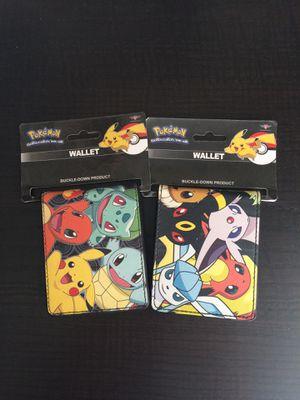 pokemon wallets for Sale in Garden Grove, CA