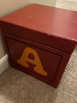 Really great wooden boxes. for Sale in Raleigh, NC