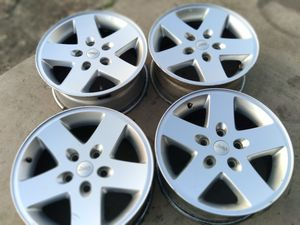 "17"" WHEELS for Sale in Leonard, TX"