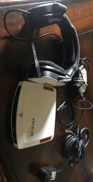 Triton gaming Headphones - Xbox 360/PS3 for Sale in Tacoma, WA