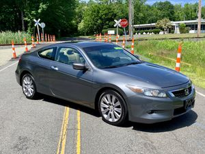 2008 Honda Accord coupe v6 (stick) for Sale in Bloomfield, CT