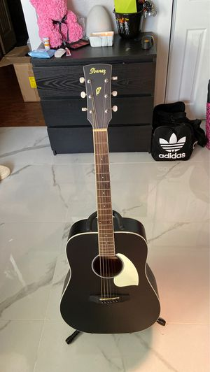 Ibanez guitar & stand for sale $300.00 for Sale in Grand Prairie, TX