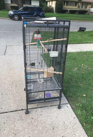 Bird cage for 100 obo for Sale in Elgin, IL