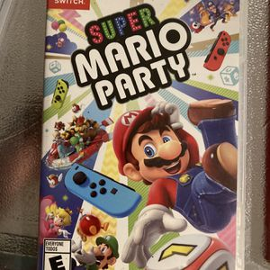 Super Mario Party Switch Used for Sale in New Rochelle, NY