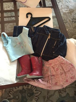 American Girl Doll Flower Power Outfit for Sale in San Diego, CA
