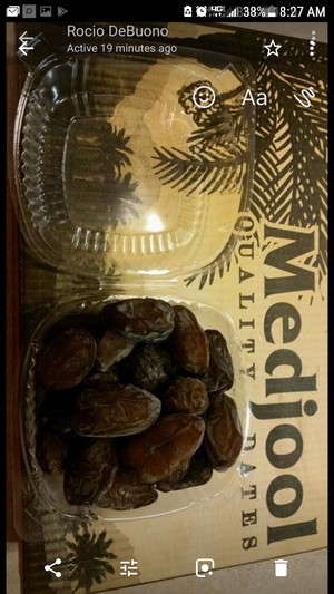 Fresh Organic Medjool Dates for Sale in Somerton, AZ
