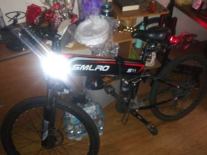 SMLRO S11 electric motor bike works fine need charger but still ride for Sale in Peachtree Corners, GA