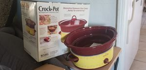 Crock Pot Brandy slow cooker for Sale in Irwindale, CA