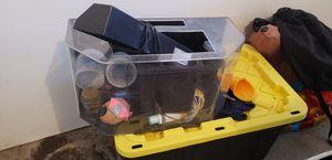 10 Gallon Fish tank for Sale in Clovis, CA