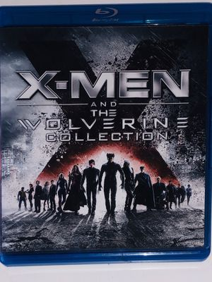 X-Men DVD Collection Blu-Ray for Sale in Los Angeles, CA