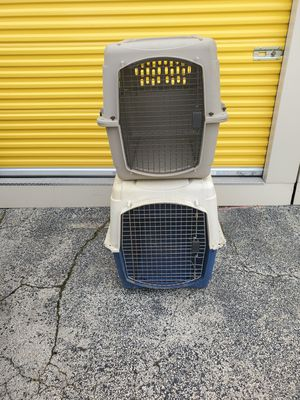 Dog cages (large) for Sale in Chicago, IL