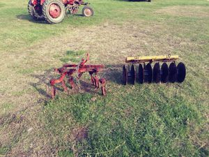 Garden Tractor Disc Harrow & Cultivators for Sale in Secaucus, NJ